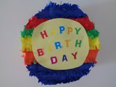 Mini Pinata Happy Birthday