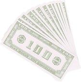 Setje nep dollars