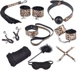 BDSM Set Fetish Games Starter Kit