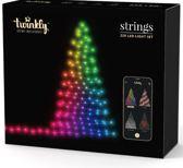 Twinkly kleurrijke kerstverlichting - 25 meter - 225 LED-lampjes - met mobiele app