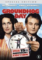 DVD cover van Groundhog Day