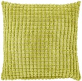 Dutch Decor Rome - Sierkussen - 45x45 cm - Lime