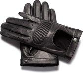 NapoSPEED Echt lederen touchscreen handschoenen Zwart maat S