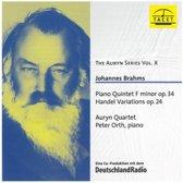 Brahms: Piano Quintet Op. 34, Hande