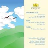 Concertos. Delius, Walton - Orchestral Music