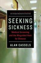 Omslag van 'Seeking Sickness'
