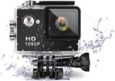 Eken A9 Full HD1080P Action Camera inclusief accessoires