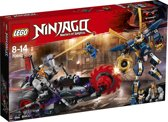 LEGO NINJAGO Killow vs. Samoerai X - 70642