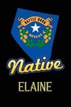 Nevada Native Elaine