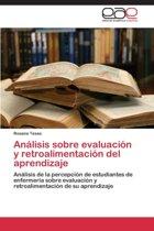 Analisis Sobre Evaluacion y Retroalimentacion del Aprendizaje