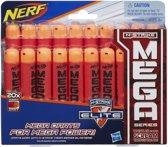 NERF N-Strike Mega 20 Darts - Refill