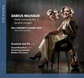 Viola Concerto/4 Visages/Viola Solo