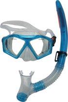 Aqua Lung Sports Youth Molokai + Spout - Snorkelset - Blue