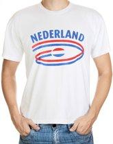 Nederland t-shirt voor heren L