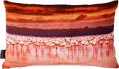 KAAT Flamingo Lake Sierkussen - Multi - 30x50