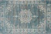 Home Living by PD - Vloerkleed - Classic - 160x230 cm - Grijs/Blauw