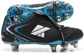 Kooga EVX LCST 8 studs rugby boots maat 44.5, 10 UK (bestel een maat groter dan normaal)