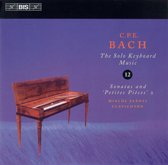 Cpe Bach - Keyb.Solo 12