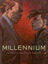 Millennium 03. Stieg Larson's Millennium 3/6: De vrouw die met vuur speelde
