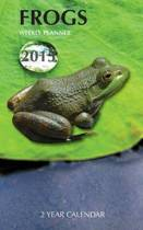 Frogs Weekly Planner 2015