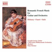 Romantic French Music for Guitar and Orchestra Garcia