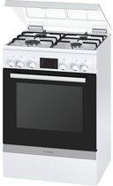 Bosch HGD745221N -Serie 2- Gas Fornuis -Wit