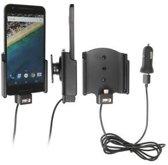LG Nexus 5X Actieve houder met 12V USB plug