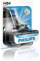 Philips WhiteVision 3700k blister 1 lamp - H1
