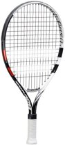 Babolat Tennisracket French Open 100 Cm Zwart/wit Gripmaat L0