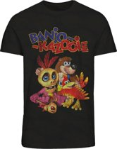 Rare - Banjo Kazooie T-shirt - 2XL