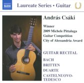 Csaki: Guitar Recital