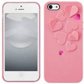 Apple iPhone SE / 5 / 5S Hoes – Roze