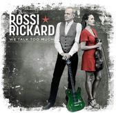 CD cover van We Talk Too Much van Francis Rossi & Hannah Rickard