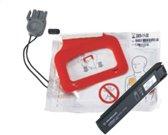 Physio-Control Accu en Elektrode Lifepak CRPlus/Express