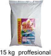 Professional totaalwasmiddel, 15kg