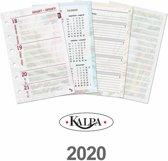 Kalpa 6238-20 Pocket-Junior organiser week agenda Dreamnotes EN-NL 2020