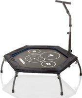 Hammer cross jump fitness trampoline