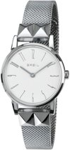 Breil TW1707 horloge dames - zilver - edelstaal