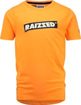 Raizzed Jongens T-shirt - Neon Orange - Maat 128