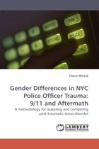 Gender Differences in NYC Police Officer Trauma