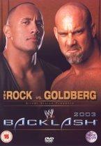 WWE - Backlash 2003