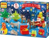 écoiffier Abrick Adventkalender - Constructiespeelgoed