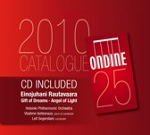 Ondine 2010 Catalogue + Cd