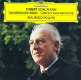 Schumann: Davidsbundlertanze, Concert sans orchestre / Maurizio Pollini