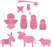 Marianne Design Collectables Kerststal