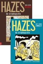Hazes 1-2 - André Hazes, De stripbiografie 1+2 VOORDEELPAKKET