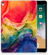 Apple iPad Pro 10.5 Uniek Tablethoesje Watercolor Dark