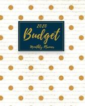 Monthly Budget Planner: Bill Organizer Planner and Budget Book 12 Month Financial Planner and Expense Tracker (bill book, bill planner and org