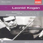 Leonid Kogan - Classic Archive Dvd Series