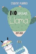 2019 - 2020 Student Planner